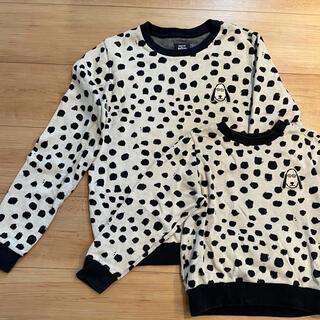 プチバトー(PETIT BATEAU)のプチバトー(小さな方)大きな方も出品してます(Tシャツ/カットソー)