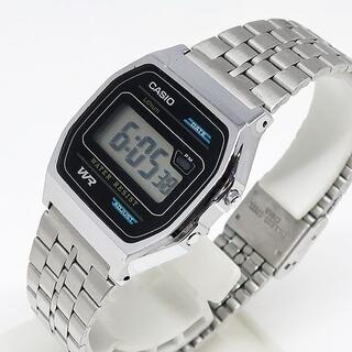 CASIO - 稼働品 CASIO カシオ B-614W 腕時計 チープカシオ 電池交換済