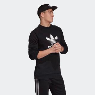 adidas - XL(O) adidas アディダスオリジナルス スウェット トレーナー 黒