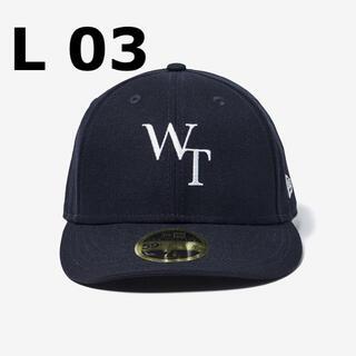 W)taps - 最安L WTAPS NEWERA NAVY ニューエラ ネイビー ダブルタップス