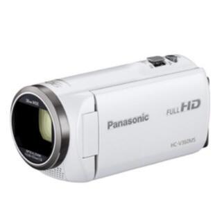 Panasonic - パナソニック HC-V360MS-Wデジタルハイビジョンカメラ 16GB