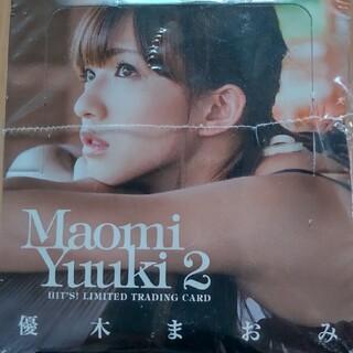 優木まおみ トレーディングカード 1ボックス12パック Maomi Yuuki2
