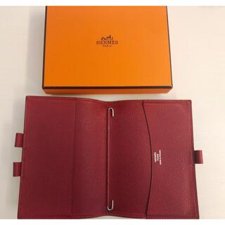 Hermes - エルメス手帳カバー アジャンダカバーGMサイズ