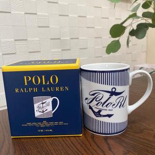 ポロラルフローレン(POLO RALPH LAUREN)のポロ ラルフローレン マグカップ(食器)