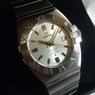 OMEGA - オメガOMEGAコンステレーション38mmダブルイーグル自動巻きメンズ腕時計
