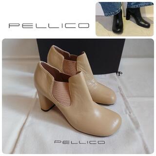 PELLICO - 定価62700円 新品 ペリーコ 新木型 ブーツ 36.5