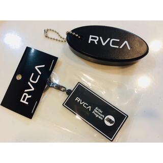 RVCA - ★ RVCA ★ キーホルダー 2種 セット