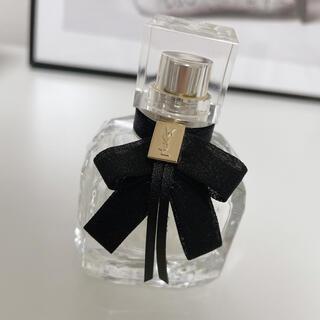 イヴサンローランボーテ(Yves Saint Laurent Beaute)の【空瓶】イヴサンローラン モンパリ オーデパルファム 30ml(香水(女性用))