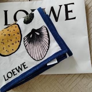 LOEWE - LOEWE ロエベ 大判タオル ブランケット