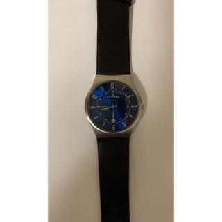 スカーゲン(SKAGEN)のSKAGEN メンズ 233XXLSLN ネイビー(腕時計(アナログ))