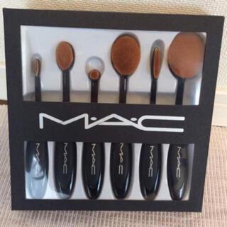 MAC - mac MAC メイクブラシ (未開封)