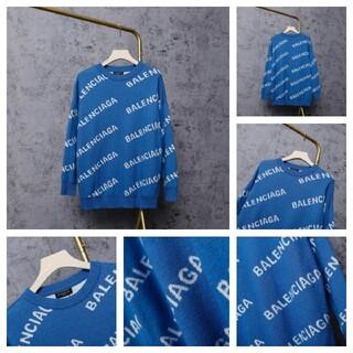 海外限定、ニット?セーター 新品  Balenciaga -1101126