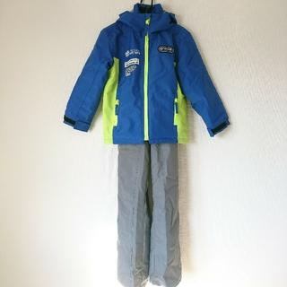 アウトドア(OUTDOOR)のOUTDOOR 140 スキーウェア スノーウェア上下 防寒着 (ジャケット/上着)