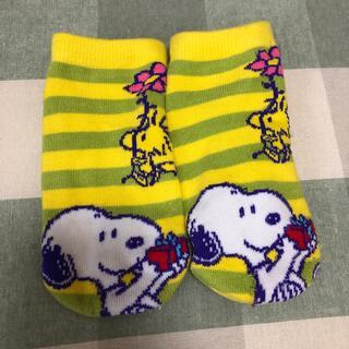 スヌーピー(SNOOPY)の靴下 スヌーピー  子供用(靴下/タイツ)