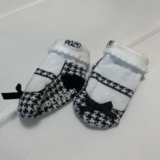 ポロラルフローレン(POLO RALPH LAUREN)のPOLO BABY 靴下(靴下/タイツ)