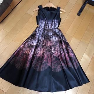 テッドベイカー(TED BAKER)のTED BAKERテッドベイカーワンピース ドレス(ひざ丈ワンピース)