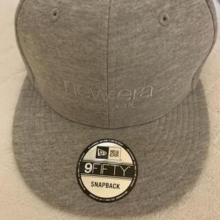 ニューエラー(NEW ERA)の【ニューエラ】帽子【ほぼ未使用】(キャップ)