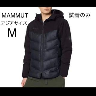 Mammut - 【試着のみ】マムート ライムプロ イン ハイブリッドフーデッドジャケット M