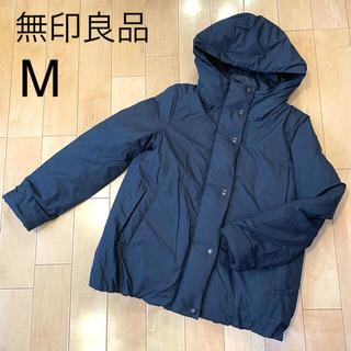 ムジルシリョウヒン(MUJI (無印良品))の無印良品 ダウンジャケット Mサイズ(ダウンジャケット)