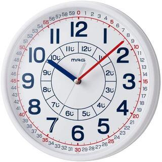知育時計 よ~める 掛け時計 MAG