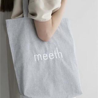 meeth  ミース エコバッグ
