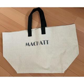 ドゥロワー(Drawer)のmachatt マチャット ポップアップのノベルティ 非売品(トートバッグ)