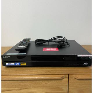 SONY - SONY Blu-ray/DVDレコーダー BDZ-RX55