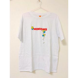 ミニオン(ミニオン)のミニオンズ トップス Lサイズ(Tシャツ(半袖/袖なし))