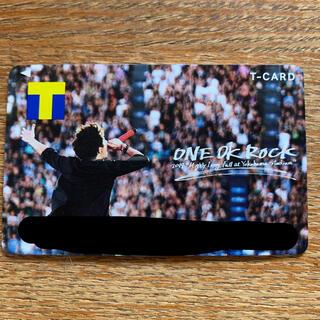 ワンオクロック(ONE OK ROCK)のONEOKROCK Tカード(ミュージシャン)