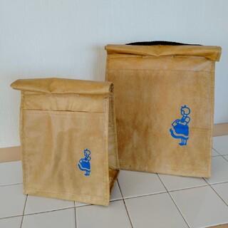 MUJI (無印良品) - イヤマちゃん irma Mサイズ 保冷バッグ ランチバッグ クラフトバッグ