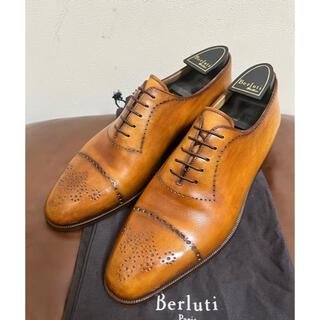 Berluti - ベルルッティ 9.0 ドレス ビジネス 革靴 アレッサンドロ アンディ