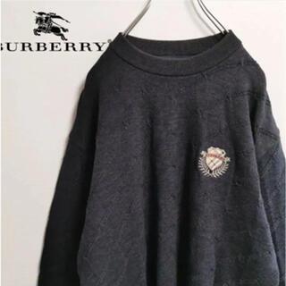 バーバリー(BURBERRY)のBURBERRY ニット セーター(ニット/セーター)