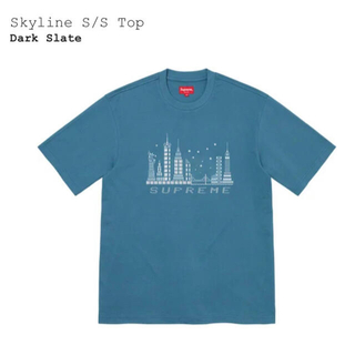 Supreme - Supreme 21FW Skyline S/S Top Tee Tシャツ
