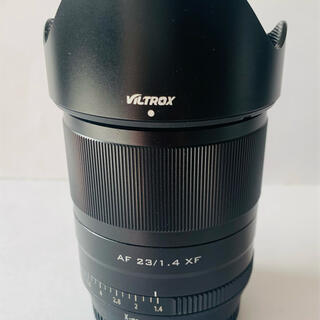 富士フイルム - VILTROX 23mm f1.4 フジXマウント Kenkoフィルター付き