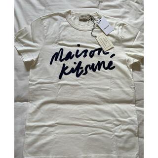 メゾンキツネ(MAISON KITSUNE')のメゾンキツネ Sサイズ Tシャツ(Tシャツ(半袖/袖なし))