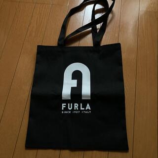 フルラ(Furla)のフルラ  キャンバストート ブラック(トートバッグ)