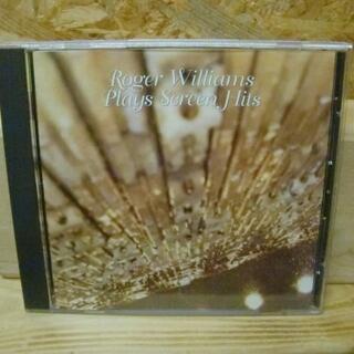 必聴! ロジャー・ウィリアムス・プレイズ・スクリーン・ヒッツ(CD)(映画音楽)