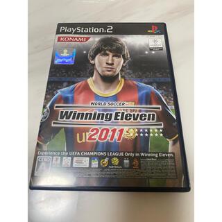 コナミ(KONAMI)のワールドサッカーウイニングイレブン2011 ソフトのみ(家庭用ゲームソフト)