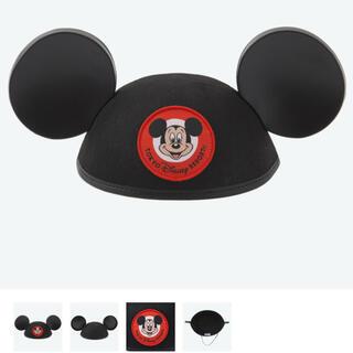 Disney - ミッキー イヤーキャップ 2個セット
