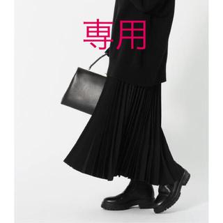 DEUXIEME CLASSE - Deuxieme Classe シャイナモート プリーツスカート