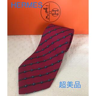 Hermes - エルメスHERMES 7057 TAネクタイ