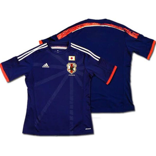 adidas - 【美品】2014-2015 サッカー 日本代表ユニフォーム