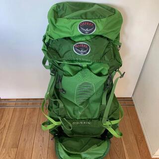 オスプレイ(Osprey)の✨OSPREY オスプレー アトモスAG 50/アブサングリーン/L✨(登山用品)