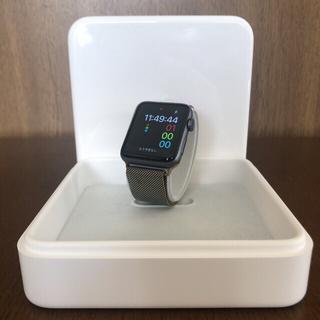 Apple Watch - Apple Watch series3 NIKEモデル 42mm