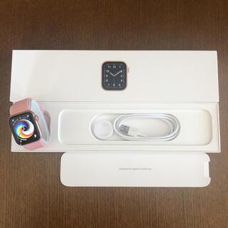 Apple Watch - Apple Watch seriesSE 40mm