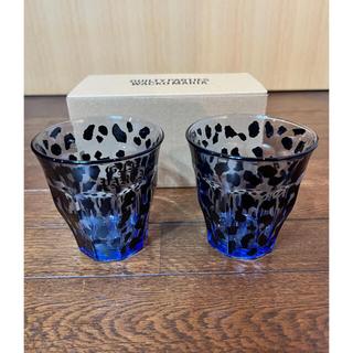 WACKO MARIA - WACKO MARIA 21SS 21AW グラス セット ブルー ワコマリア