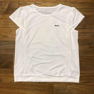 エレッセ(ellesse)のエレッセ レディース テニスウェア XL シャツ(ウェア)
