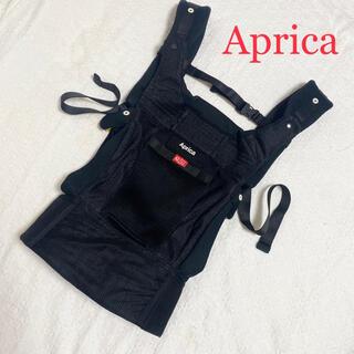 Aprica - アップリカ 抱っこ紐 コラン CTS  キャリートラベルシステム ブラック