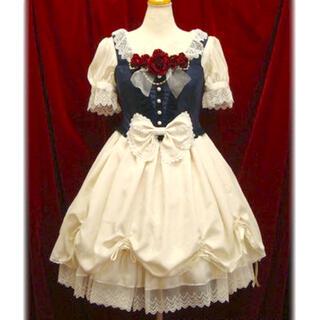 ベイビーザスターズシャインブライト(BABY,THE STARS SHINE BRIGHT)のBABY★白雪姫ドレス ワンピース OP(ひざ丈ワンピース)