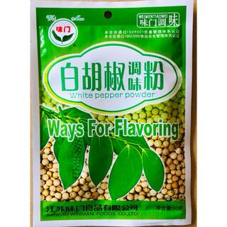 白胡椒粉 白コショウ(粉タイプ) white pepper powder 30g(調味料)